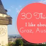 30 Things I Like About Graz, Austria