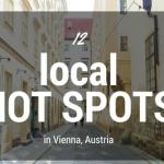 12 Local Hot Spots in Vienna