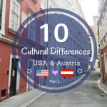 10 Cultural Differences – USA & Europe