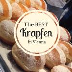 The Best Krapfen in Vienna